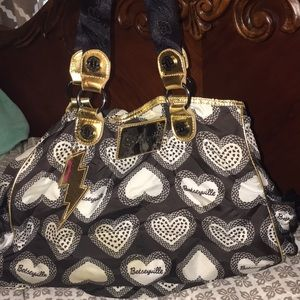 Authentic Betsey Johnson purse